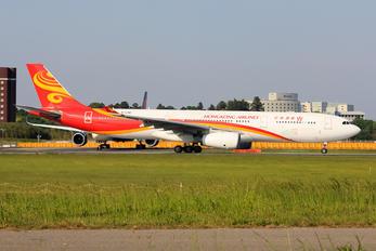 B-LHD - Hong Kong Airlines Airbus A330-300