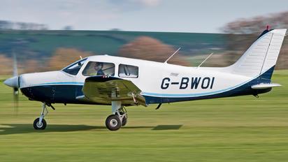 G-BWOI - Private Piper PA-28 Cadet