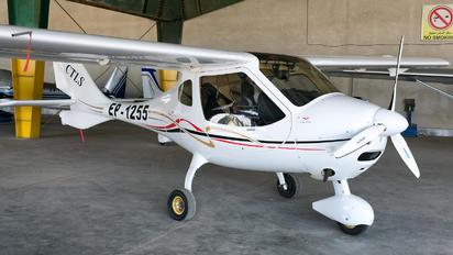 EP-1255 - Private Flight Design CTLS