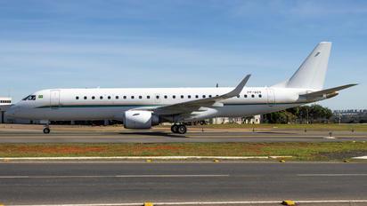 PP-ADV - Companhia Vale do Rio Doce Embraer ERJ-190 (190-100)