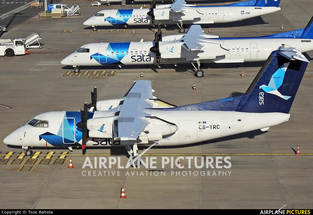 SATA Air Açores CS-TRC aircraft at Azores - Ponta Delgada