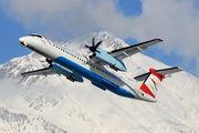 OE-LGI - Austrian Airlines/Arrows/Tyrolean de Havilland Canada DHC-8-402Q Dash 8 aircraft