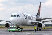 TC-ODD - Onur Air Airbus A320 aircraft