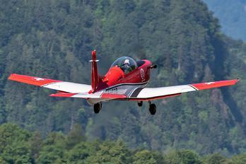 A-928 - Switzerland - Air Force: PC-7 Team Pilatus PC-7 I & II