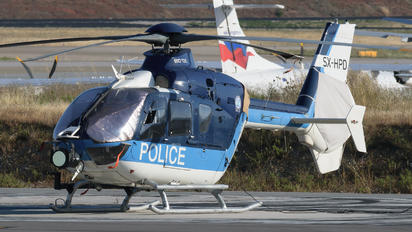 SX-HPD -  Airbus Helicopters H135