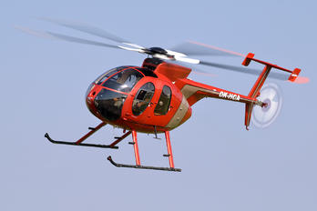 OK-HCA - Private MD Helicopters MD-500E