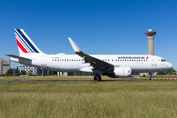 F-HEPK - Air France Airbus A320