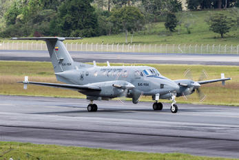 EJC-1124 - Colombia - Army Beechcraft 200 King Air