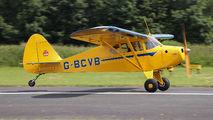 G-BCVB - Private Piper PA-17 Vagabond aircraft