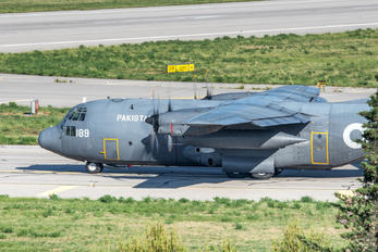4189 - Pakistan - Air Force Lockheed C-130E Hercules