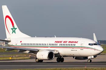 CN-ROD - Royal Air Maroc Boeing 737-700
