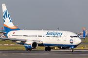 TC-SNR - SunExpress Boeing 737-800 aircraft