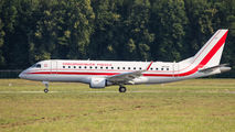 SP-LIH - Poland - Government Embraer ERJ-175 (170-200) aircraft