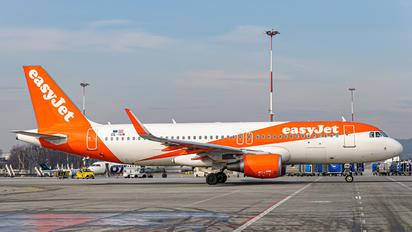 OE-IVM - easyJet Europe Airbus A320