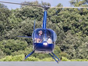 F-HCAH - Private Robinson R44 Raven I