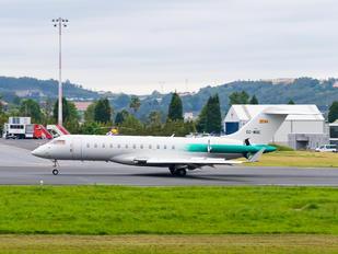 EC-MSC - Private Bombardier BD-700 Global 6000