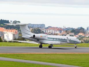 EC-KUM - Gestair Gulfstream Aerospace G-V, G-V-SP, G500, G550