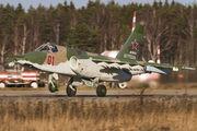 01 - Russia - Air Force Sukhoi Su-25SM3 aircraft