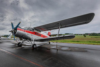 D-FONF - Interflug Antonov An-2