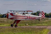 D-EGPE - Private Bücker Bü.131 Jungmann aircraft