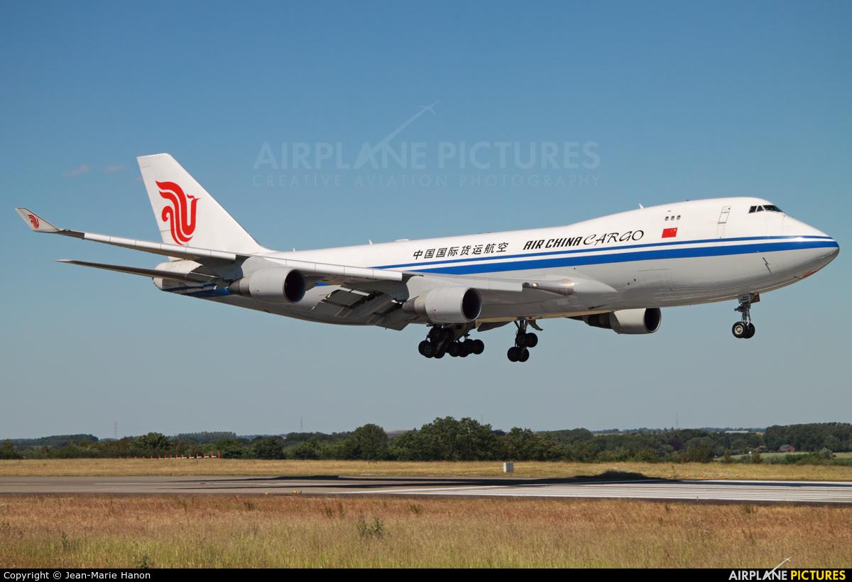 Air China Cargo B-2475 aircraft at Liège-Bierset