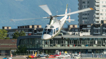HB-ZLZ - Private Agusta / Agusta-Bell A 109E Power
