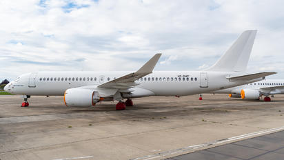 VP-BMZ - - Airport Overview Airbus A220-300