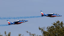 "E45 - France - Air Force ""Patrouille de France"" Dassault - Dornier Alpha Jet E aircraft"