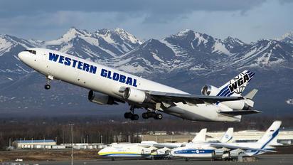 N799JN - Western Global Airlines McDonnell Douglas MD-11F