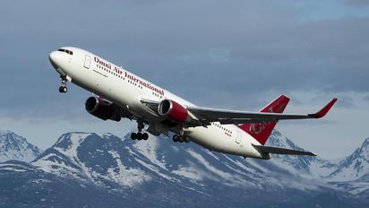 N432AX - Omni Air International Boeing 767-300ER