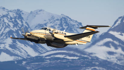 N326KW - Bering Air Beechcraft 200 King Air