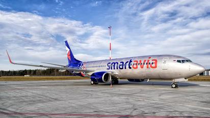- - Smartavia Boeing 737-800