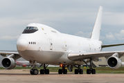 Geo-Sky 747-200F visited Maastricht for the first time title=