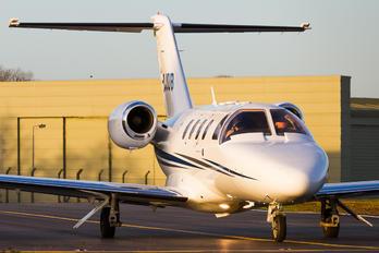 G-CJDB - Private Cessna 525 CitationJet