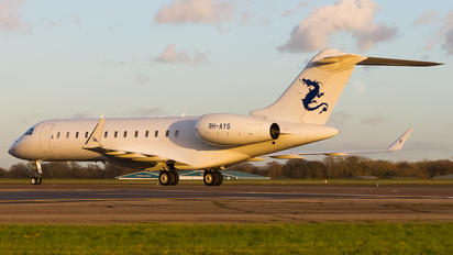 9H-AYS - Private Bombardier BD-700 Global Express