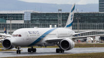 4X-EDJ - El Al Israel Airlines Boeing 787-9 Dreamliner aircraft