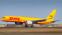 G-DHKM - DHL Cargo Boeing 757-223(SF) aircraft