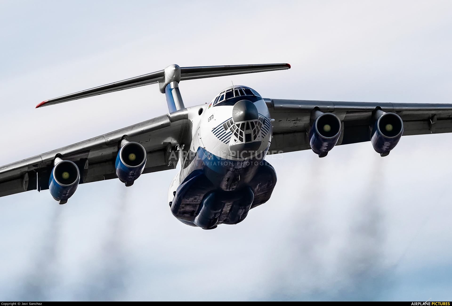 Azerbaijan - Air Force 4K-78131 aircraft at Madrid - Torrejon