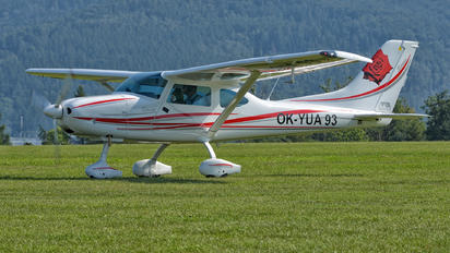 OK-YUA93 - Private TL-Ultralight TL-3000 Sirius