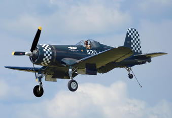 N9964Z - Commemorative Air Force Goodyear FG Corsair (all models)
