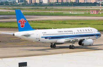 B-6826 - China Southern Airlines Airbus A320