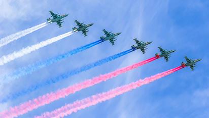 - - Royal Air Force Sukhoi Su-25SM
