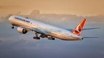 TC-JJR - Turkish Airlines Boeing 777-300ER aircraft