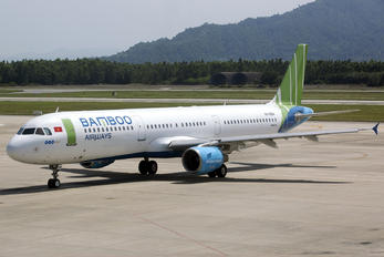VN-A594 - Bamboo Airways Airbus A321