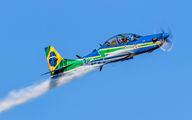 """5710 - Brazil - Air Force """"Esquadrilha da Fumaça"""" Embraer EMB-314 Super Tucano A-29A aircraft"""