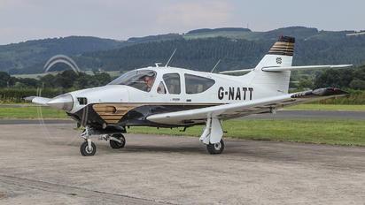 G-NATT - Private Rockwell Commander 114