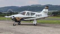 G-NATT - Private Rockwell Commander 114 aircraft