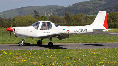 G-GPSI - Private Grob G115 Tutor T.1 / Heron