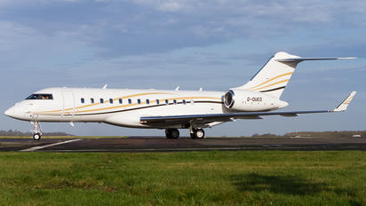 G-OUEG - Private Bombardier BD-700 Global 6000