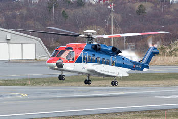 LN-OQA - CHC Norway Sikorsky S-92A
